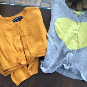 Other - Gap and carters cardigans